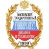 Государственный университет дизайна и технологий МГУДТ