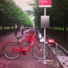 Станции общественного Велопрокат в Москве