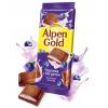 Alpen Gold со вкусом черники с йогуртом