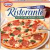 """Пицца Ristorante """"Salame, Mozzarella, Pesto"""""""