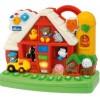 Chicco Говорящая ферма развивающая двуязычная игрушка